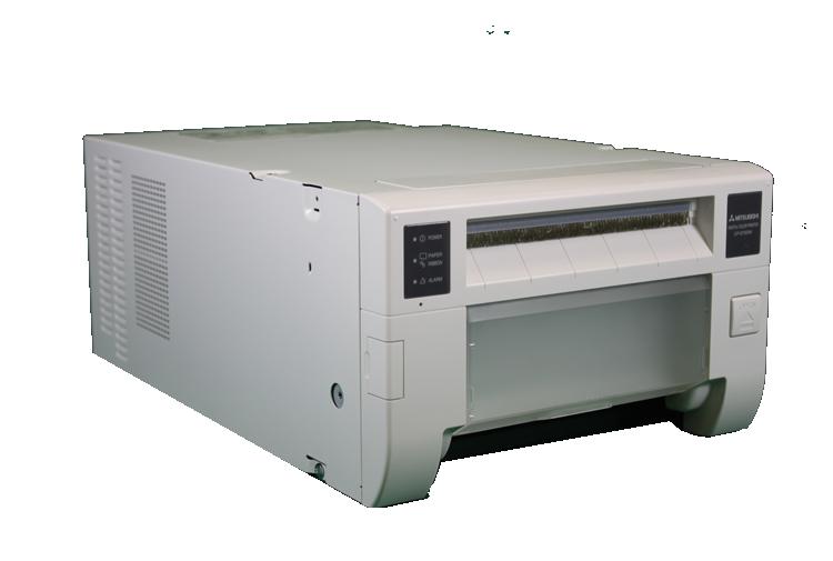 Photobooth Software – Mitsubishi Dye-Sub Printer